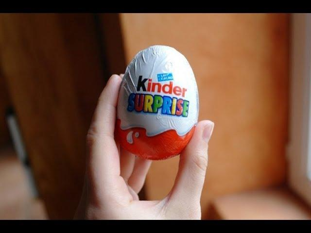 The Deadly Reason Kinder Eggs Are Still Banned In The United States