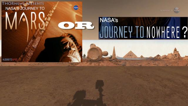 NASA - Manned Mission to Mars or a Journey to Nowhere?