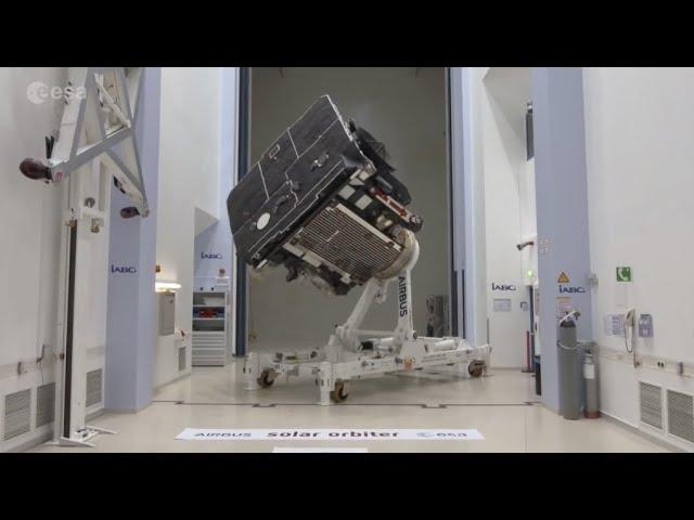 ESA's Solar Orbiter mission, shielding and instruments explained