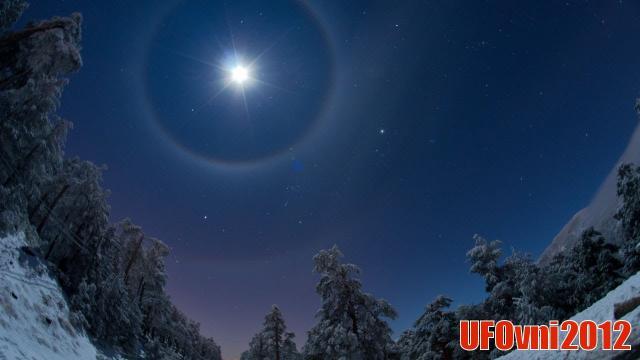 Lens 300mm 4K: Returns UFO Flashing Light Near Betelgeuse, Dec 30, 2019