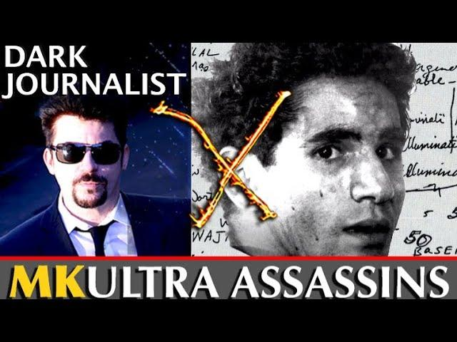 Dark Journalist X-90: MKULTRA Assassins The RFK Truth Revealed After 52 Years! Sirhan and Cesar!