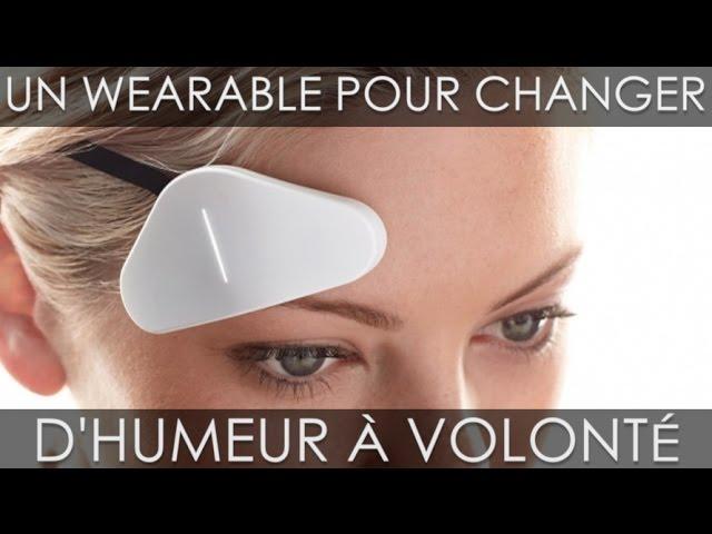 Thync : un wearable futuriste qui influe sur l'humeur