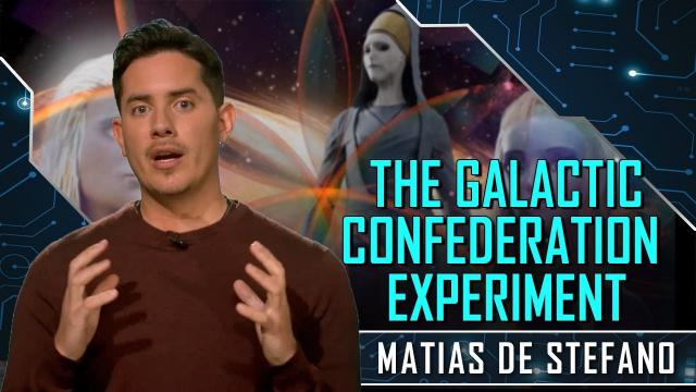 The Creation of Galactic Confederation, Governance of Galaxy and The Human Experiment