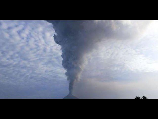 Major Volcano Activity: Vanuatu, Alaska, Indonesia, Mexico, Gutemala, Japan.
