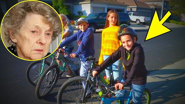 When A 97 Year Old Woman Went Missing, A Group Of Kids Knew Just What To Do
