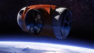 $75K 'Edge Of Space' Balloon Ride Gets FAA Approval | Animation