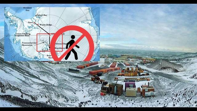 Why is Antarctica the Only Location on Our Planet That is Forbidden for Civilians?