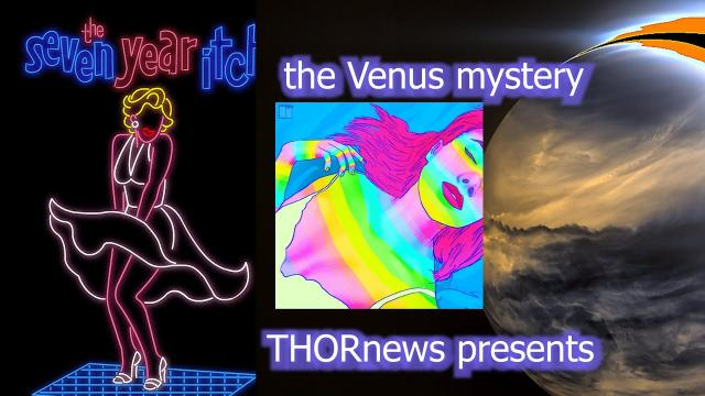 Planet Venus is a total Mystery and Space Agencies are Weird.