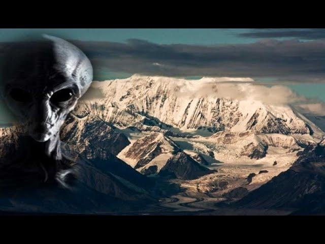Alien Base beneath Mount Hayes Alaska discovered by an intelligence analyst