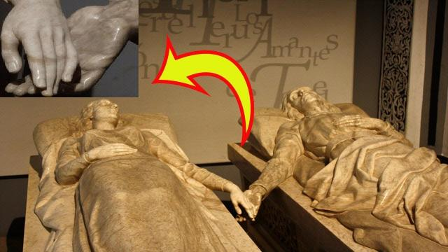 When Two Mummies Were Dug Up,Locals Claimed They Held The Key To A Mysterious Legend
