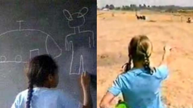 The Incredible Zimbabwe Ariel School UFO & Alien Encounter in 1994 - FindingUFO