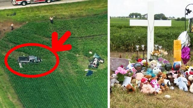 This Man's Entire Family Were Killed In A Terrible Crash. Then Police Found Out The Senseless Reason