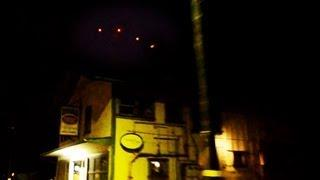 Mass UFO Sighting UFOs Invades Small Town 2013 FAA Will Not Comment! More Video Tomorrow!