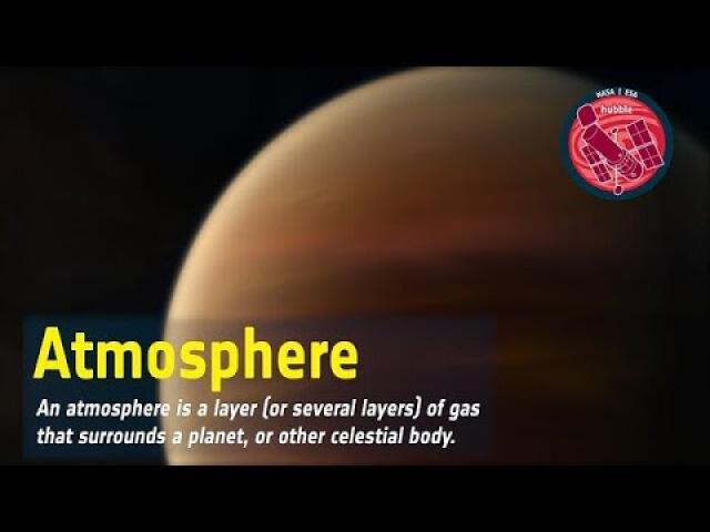 Word Bank: Atmosphere