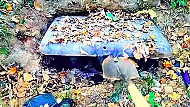 Two Boys Dig in Their Backyard, They Discovered Something Surprising No One Expect it !