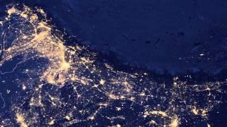 Earth Night Lights - Unprecedented Detection From Space | Video
