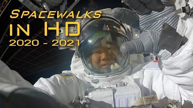 Spacewalks in HD 2020-2021