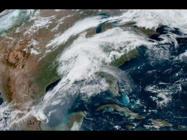 Big Storms & Big Trouble. All Around the Globe. Mayday May is almost here.