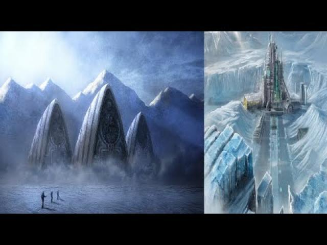 Have The Ancient Ruins Of Atlantis Been Found In Antarctica