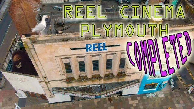 BUSTED  Plymouth Reel Cinema SECOND VISIT 4k