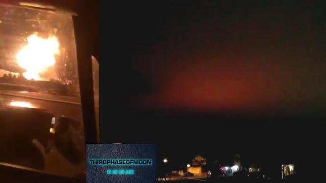 What Just Happened Over Utah? Huge Explosions Remain A Mystery! 11/23/17