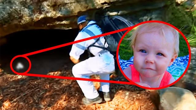 Toddler Goes Missing In The Florida Wilderness, Until An Unlikely Hero Steps In