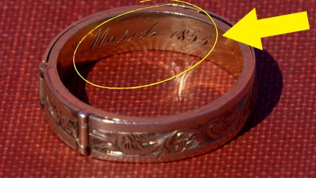 Woman Who Takes Ring To 'Antiques Roadshow' Is Speechless To Lean Its Origin