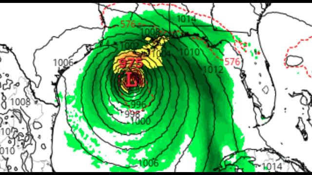 Alert! Cristobal is now a Tropical Storm & will probably be a Hurricane Louisiana! Texas! MS AL FL!