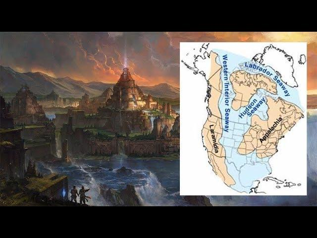 """Russia Warns Atlantis Is """"Rising Again"""", Under The Very Heart Of America"""