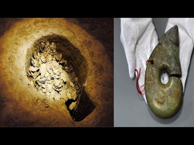 Recent Mysterious Archaeological Discoveries Crazy Discoveries part 11