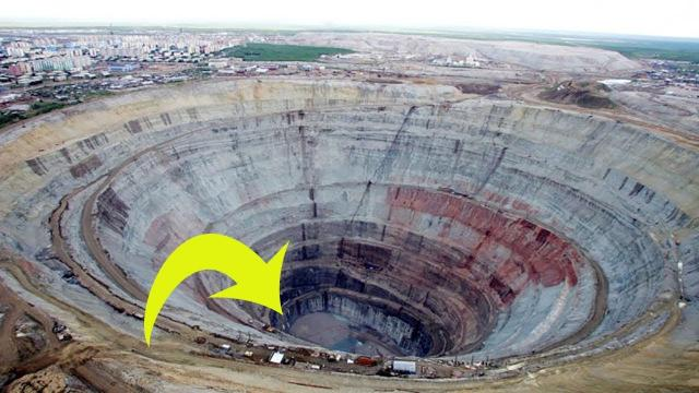 11# Weird Diamond Mine Exhibits Strange Physical Properties That Puzzled Scientists For Years
