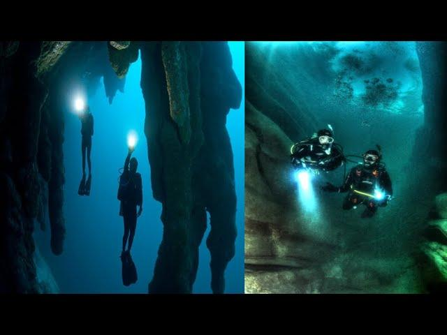 New Underwater Archaeological Discovery In Mexico