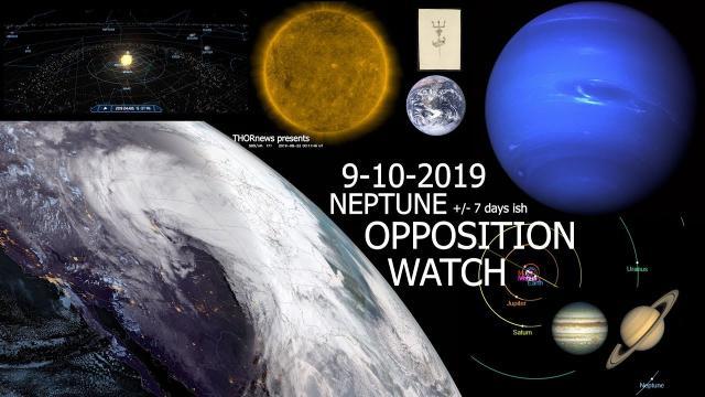 SEPTEMBER 2019 NEPTUNE OPPOSITION AFC TALK: warning cussing & mythology
