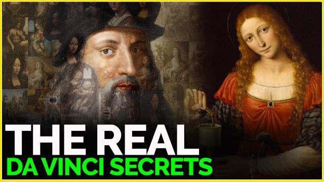 The Real Secrets Behind The Da Vinci Code...(Hidden In Plain Sight)