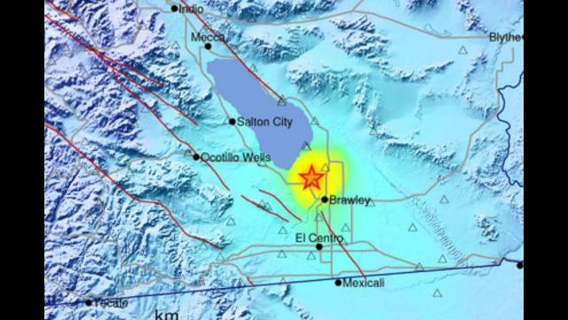 5.1 California Earthquake, Coronal Mass Ejection, Salton Sea Swarm & October Eris Alignment Alert!