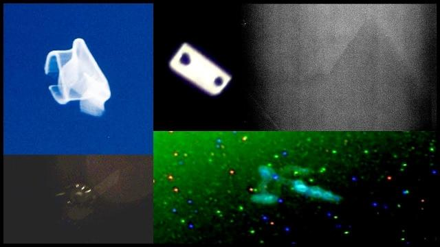 The Strangest Photos Of UFOs and More Ever Taken In Space.