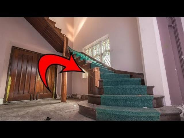 Urban Exploring Recon and Discovery Video of Abandoned Cathedral