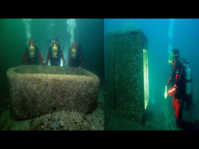 Amazing Ancient Discovery Found in Shipwreck Off the Coast of Greece