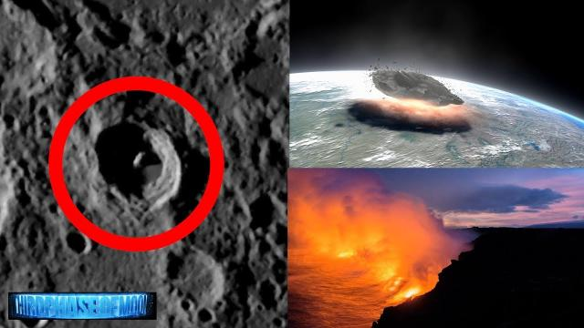 Two Mile High Tower Found Inside Mercury's Crater? The Origin Of the Moon Solved? 2019-2020