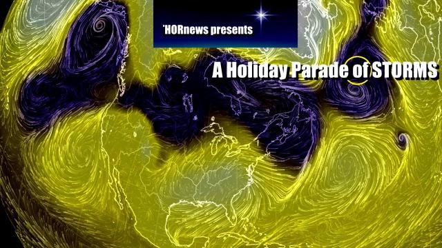 Multiple Storms on the Way to USA & Canada & Europe through 12-5-2017