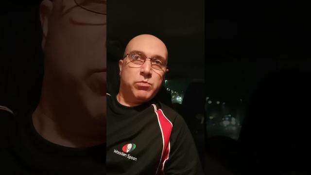 21:00 exploring with Carl strike at night game