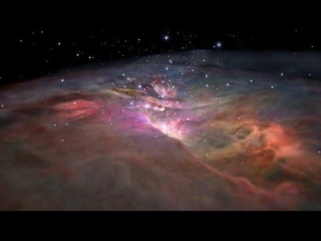 Hubblecast Light 106: Flying through the Orion Nebula