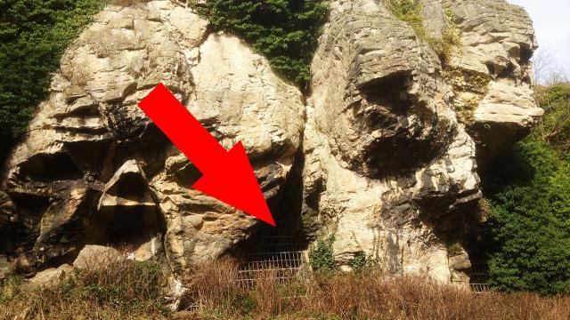Man Exploring An Old Cave Uncovers Strange Markings With An Ancient History