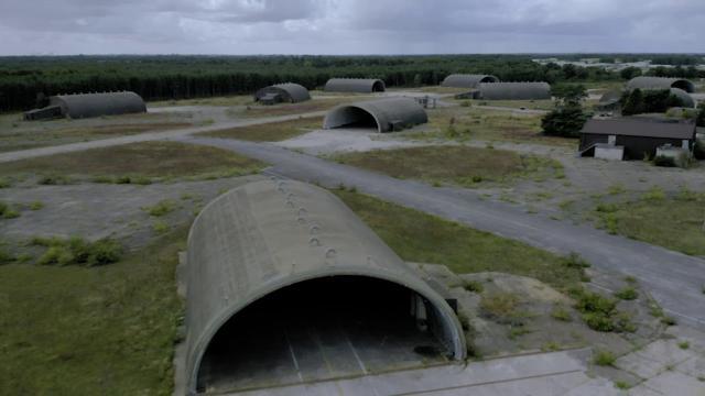 HALT PERSPECTIVE Part3 - UFO Incident Drone Flight