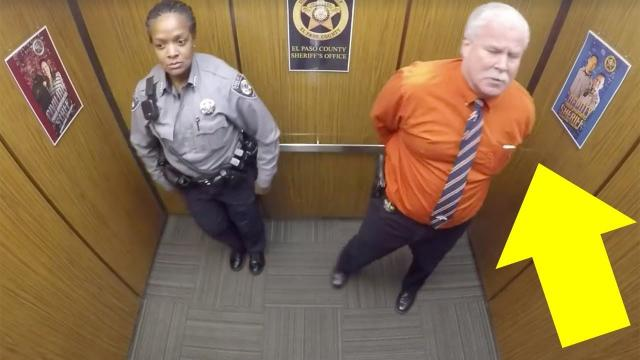 They Thought They Were Alone, But The Deputy Didn't Know A Secret Camera Was Filming Everything