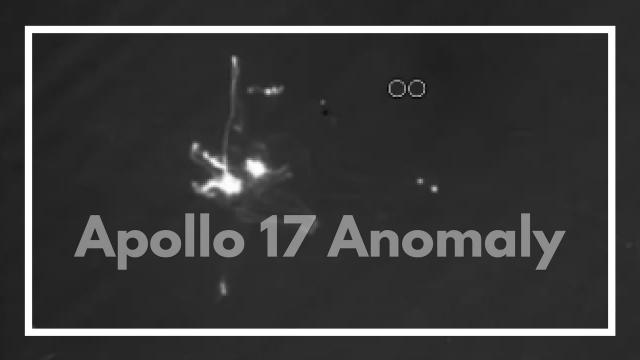Apollo 17 Anomaly From 1972 - What is it?