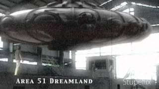 Inside Area 51 UFO Sighting Declassified Footage 2011