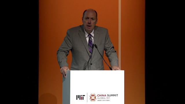 MIT China Summit: Martin A. Schmidt