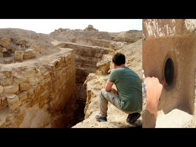 Archaeologists Rediscover The lost Pyramid Of Djedefre in Egypt