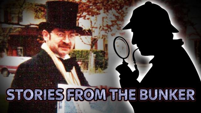 The Unsolved Sherlock Holmes Mystery | Stories From The Bunker #28